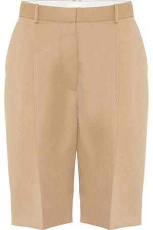The Row Marco wool Bermuda shorts