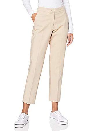 Tommy Hilfiger Women's SLUB Cotton Slim Pant Straight Jeans