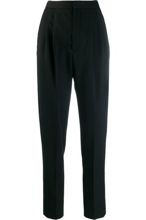 Saint Laurent Tapered tailored trousers