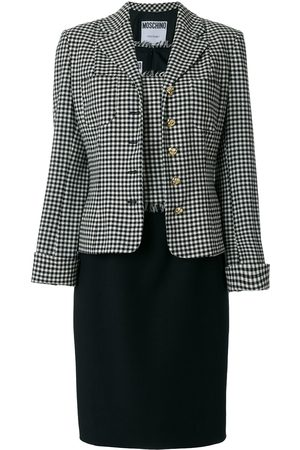 Moschino Dress and jacket suit
