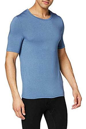 Damart Men's T-Shirt Col Rond Microfibre Thermolactyl Degré 2 Thermal Top