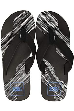 O'Neill Men's Fm Concrete Stripe Sandals Flip Flops, ( Out 9010)