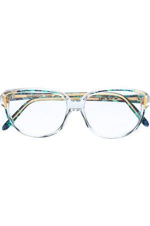 Givenchy Pre-Owned Women Sunglasses - 1980's geometric printed prescription glasses