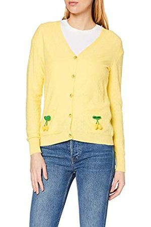 Joe Browns Women's Lemon Cardigan Sweater