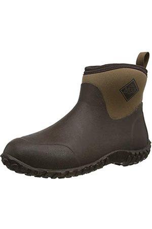 Muck Men's Muckster II Ankle Wellington Boots, (Bark/Otter)