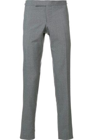 Thom Browne Men Skinny - Low-rise skinny trousers