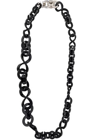 Gianfranco Ferré Pre-Owned 2000s chain-link necklace