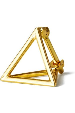 SHIHARA Triangle Earring 10 - Metallic