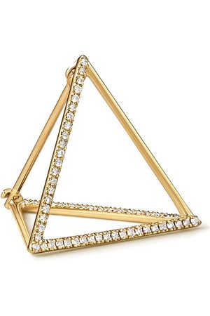 Shihara Diamond Triangle Earring 20 (03) - Metallic