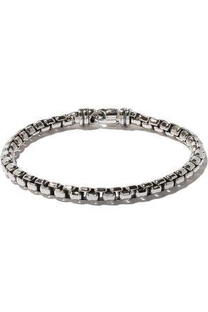 David Yurman Box Chain large bracelet - SS