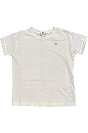 Tommy Hilfiger Girl's Essential Logo TEE S/S T-Shirt