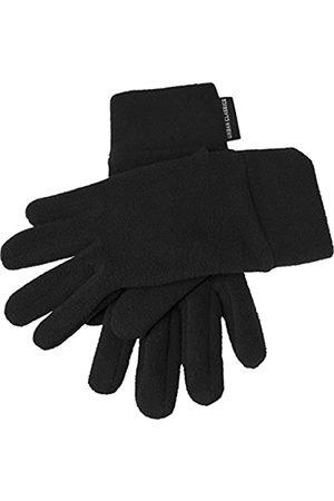 Urban classics Polar Fleece Gloves, Schwarz (# 7)