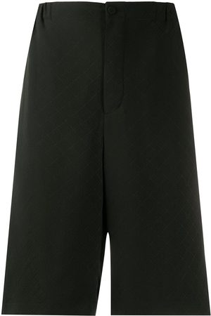 Gucci Logo-jacquard shorts