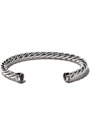 David Yurman Men Bracelets - Cable onyx cuff - SSBBO