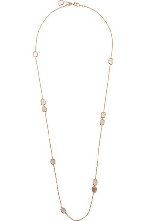 Roberto Coin 18kt rose mother of pearl necklace