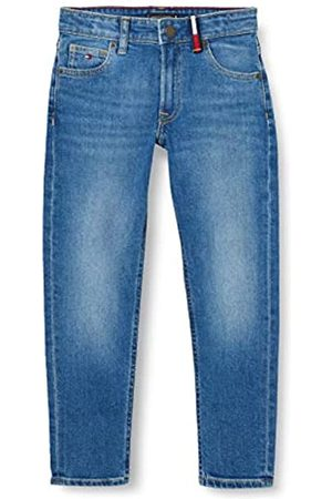 Tommy Hilfiger Boy's Rey Relaxed Tapered RECMBST Jeans