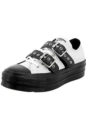 Converse Women's Chuck Taylor CTAS Lift Buckle Ox Low-Top Sneakers, ( / / 102)