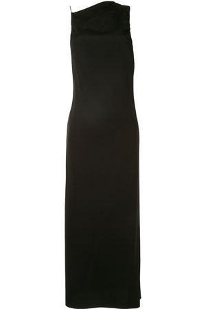 CHRISTOPHER ESBER Yrjo asymmetric sleeveless dress
