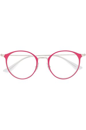 RAY-BAN JUNIOR Boys Sunglasses - Round-frame glasses