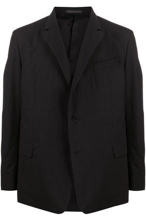 VALENTINO Single-breasted notch lapel blazer
