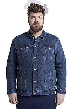 TOM TAILOR Men+ Men's Plussize Trucker Denim Denim Jacket Not Applicable