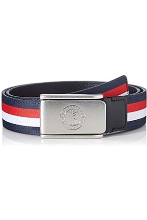 Tommy Hilfiger Men's Urban Plaque 3.5 Belt