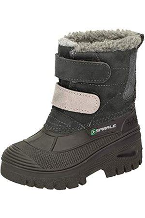 Spirale Unisex Kids' Pauli Snow Boots, (Nero 04500500)