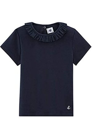 Petit Bateau Baby Girls' AISV TS MC T - Shirt