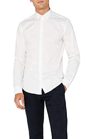 Casual Friday Men's Slim Fit Formal Shirt Weiß (50105 Bright ) XX-Large