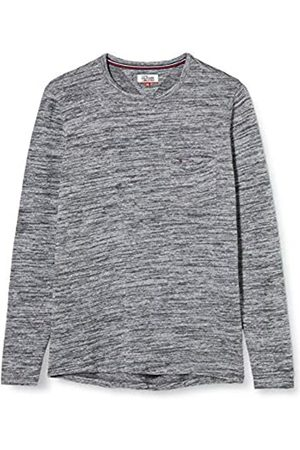 Tommy Hilfiger Men's Round Collar Long Sleeve Top