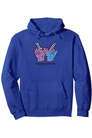 Neff Whatever Television Hand Signs Pullover Hoodie