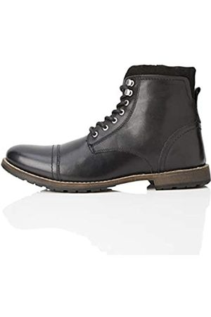FIND Max, Men's Ankle Boots Biker Boots, (Smart )