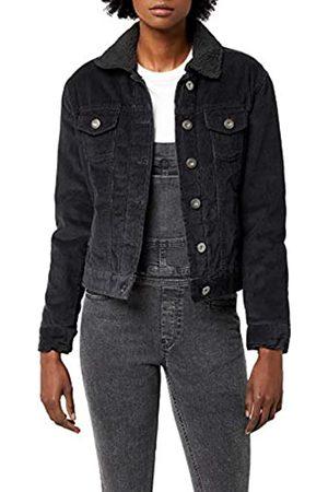Urban classics Women's Ladies Sherpa Cordury Jacket
