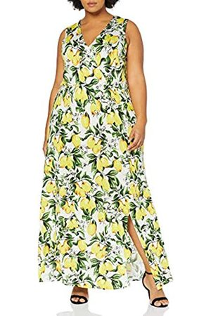JUNAROSE Women's Jrsilke Sl Maxi Dress-S