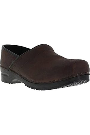 Sanita Original professional textured oil, Mens Clogs, (Antique 78)
