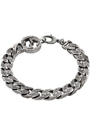 Gucci Interlocking G chain bracelet in
