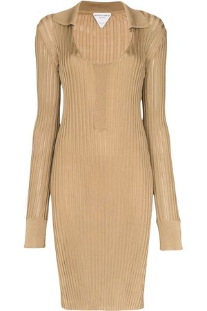 Bottega Veneta Ribbed knit dress