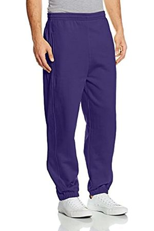 Urban classics Men Sweatpants Wide Leg Sports Trousers