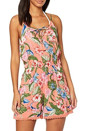 Dorothy Perkins Women's Floral Tassel Playsuit Cover-Up