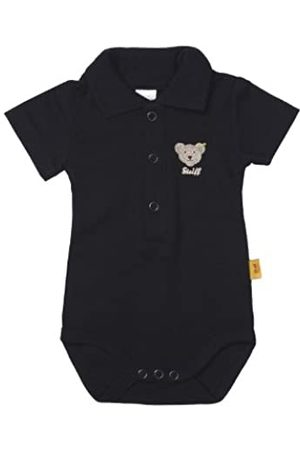 Steiff Baby 0008703 Bodysuit 1/2 Sleeves, Marine