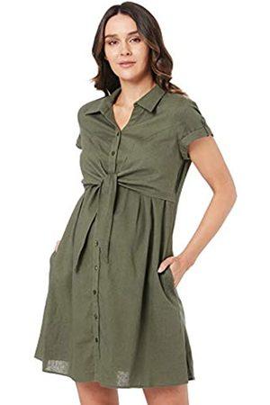 Ripe Maternity Women's Colette Tie Business Casual Dress