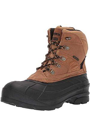 Kamik Men's Fargo Snow Boots, (Tan-Tan Tan)