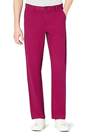 MERAKI Amazon Brand - Men's Stretch Regular Fit Chino Trousers, 33W / 32L