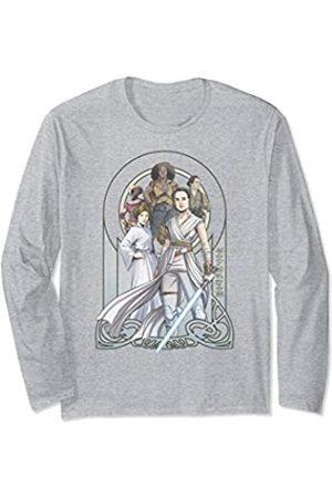 STAR WARS : The Rise Of Skywalker Famous Women Group Shot Long Sleeve T-Shirt