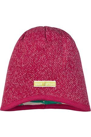 loud + proud Baby Mütze in Melangestrick Aus Bio Baumwolle, GOTS Zertifiziert Hat