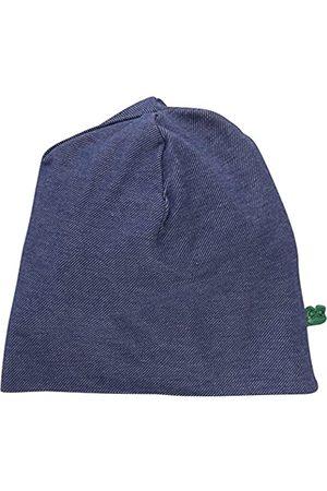 Green Cotton Beanie Hat