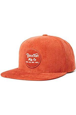 Brixton Unisex Headwear Wheeler Snapback, Unisex, 00375