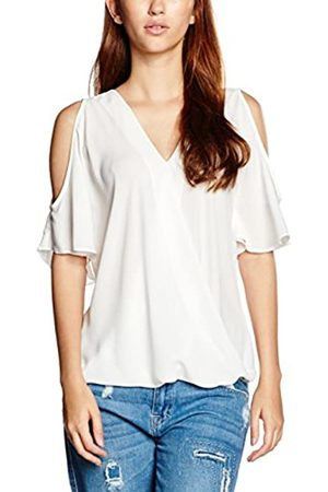 New Look Women's Cold Shoulder Wrap Top