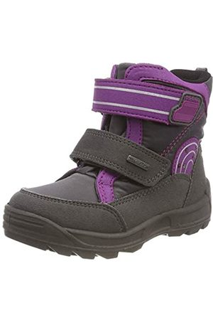 Richter Kinderschuhe Richter Kids Shoes Boys Freestyle Snow Boots, (Ash/verbena 6301)