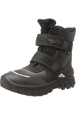 Superfit Boys' Pollux Snow Boots, (Schwarz 00)
